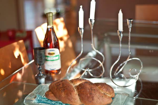 Vegan Challah - Shabbat Shalom and Happy Rosh Hashana