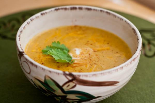Jalapeno-Corn Chowder