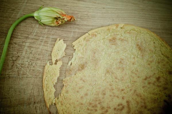 Socca Flat Bread