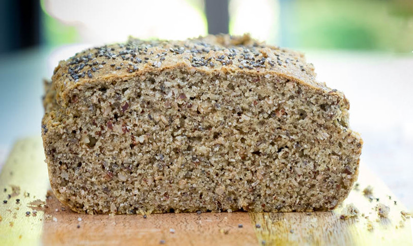 Low-Carb Paleo Bread